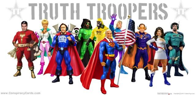 Los Heroes de la Conspiracion