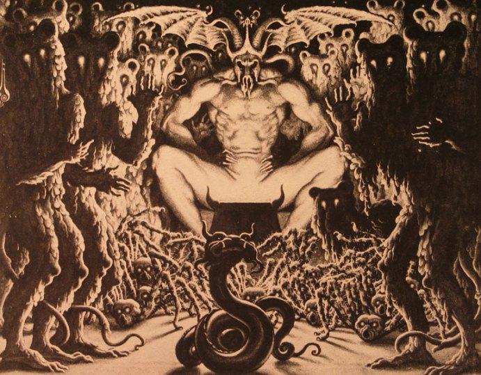 El Papa Benedicto XVI construye el trono de Satanás en el Vaticano ...