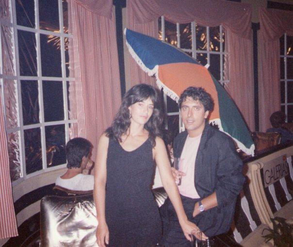 Mercedes y Miguel