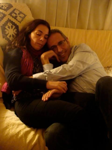 Nuria y Miguel