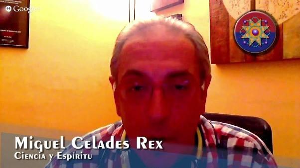 Entrevista a Miguel Celades sobre la mentira del riesgo de las DROGAS, desde el CIO (Centro de Investigación Ovni)