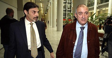 Juan Ignacio Blanco y Fernando García
