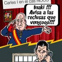 La ex amante del rey Juan Carlos I habla e implica al rey emerito de varios graves delitos