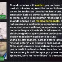 Carta contundente de una doctora al ataque a las medicinas complementarias en España